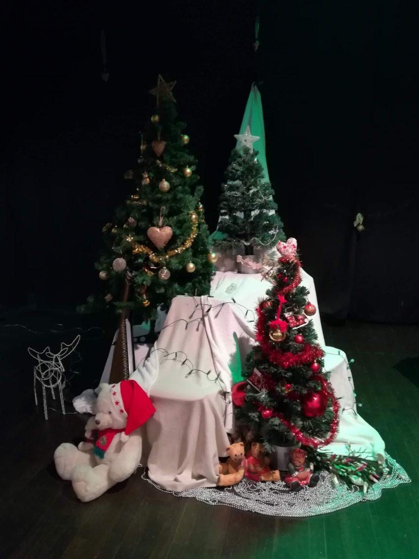 spectacle de Noël 2019