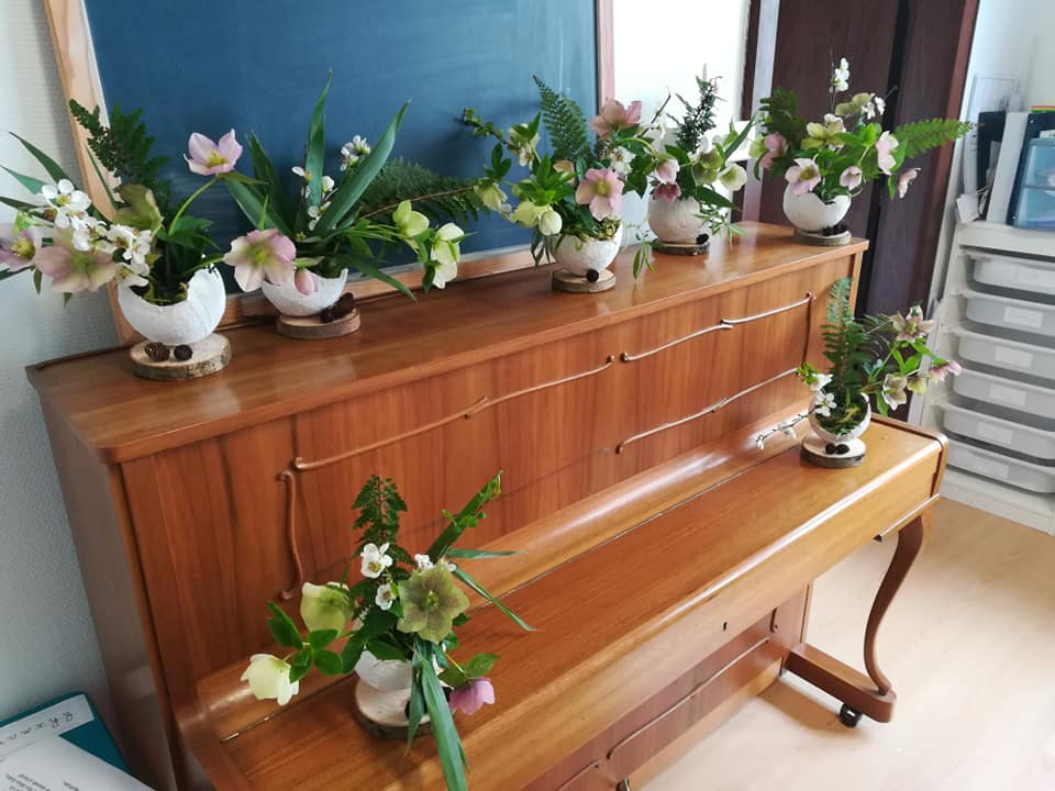 Pâques fleuries